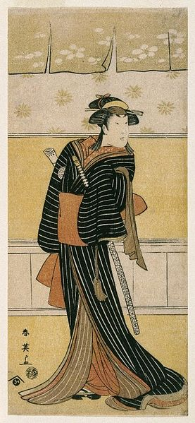 File:Brooklyn Museum - The Actor Ichikawa Monnosuke II as Karigane no Ofumi - Katsukawa Shunei.jpg