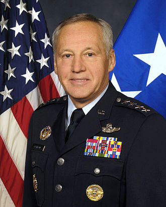 Bruce A. Carlson - General Bruce A. Carlson, USAF Commander, Air Force Materiel Command