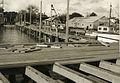 Brunswick County. Municipal Wharf. Southport, NC. 1938. BA-21 No. 3512 (22368385984).jpg