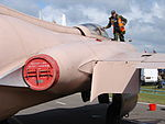 Buccaneer, Kemble Air Show 2009 (3644770332).jpg
