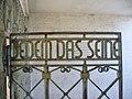 Buchenwald - 'Jedem Das Seine' ('Everyone Gets What He Deserves') - geo.hlipp.de - 40210.jpg