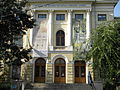 Bucuresti, Romania, Muzeul National de Istorie Naturala Grigore Antipa; B-II-m-A-18983 (intrarea).JPG