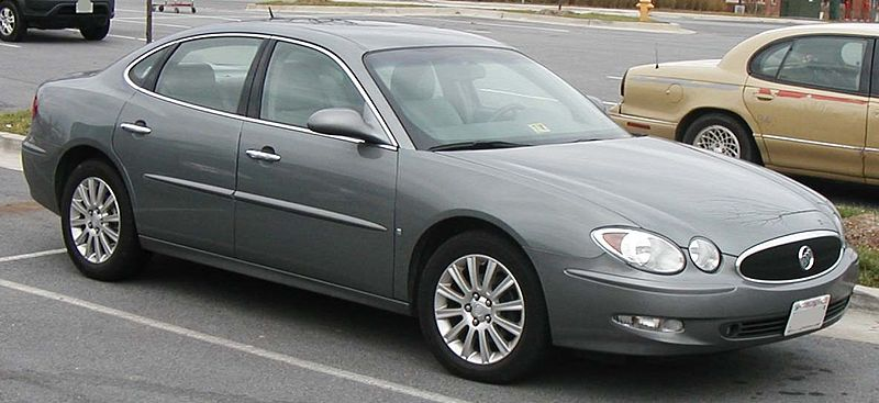 Px Buick Lacrosse on 2007 Buick Lacrosse Cxs Review