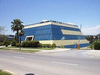 Andalusia Technology Park - Image: Building PTA Malaga