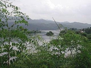 Bukhan River river in South Korea