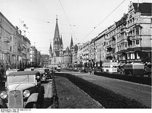 Tauentzienstraße - Tauentzienstraße, 1938