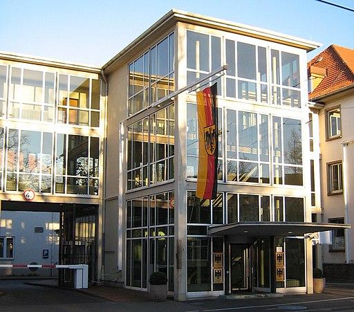 Bundesinnenministerium Eingang Bonn 2008b