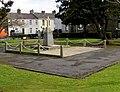 Burry Port & Pembrey War Memorial, Burry Port - geograph.org.uk - 5721974.jpg