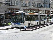 Irisbus citelis de la ligne 8 - Ligne bus limoges ...