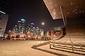 Busan Cinema Center and Centum City Skyline at Night.jpg