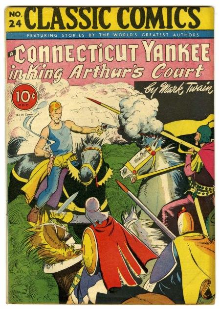 CC No 24 Connecticut Yankee