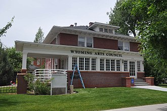 National Register of Historic Places listings in Laramie County, Wyoming - Image: CHARLES L. BEATTY, LARAMIE COUNTY, WYOMING