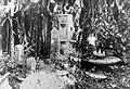COLLECTIE TROPENMUSEUM Verzameling stenen zielenstoeltjes met uitgehouwen koppen TMnr 10000963.jpg