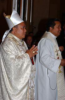 Antonieto Cabajog Filipino bishop