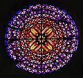 Caen église Saint-Michel de Vaucelles rosace.JPG