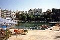 Cafe In Agio Nikolaos, Crete (150782) (9450043125).jpg