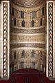 Cairo, cittadella, moschea di an-nasr mohammed, 1318-1335, mihrab 06.JPG