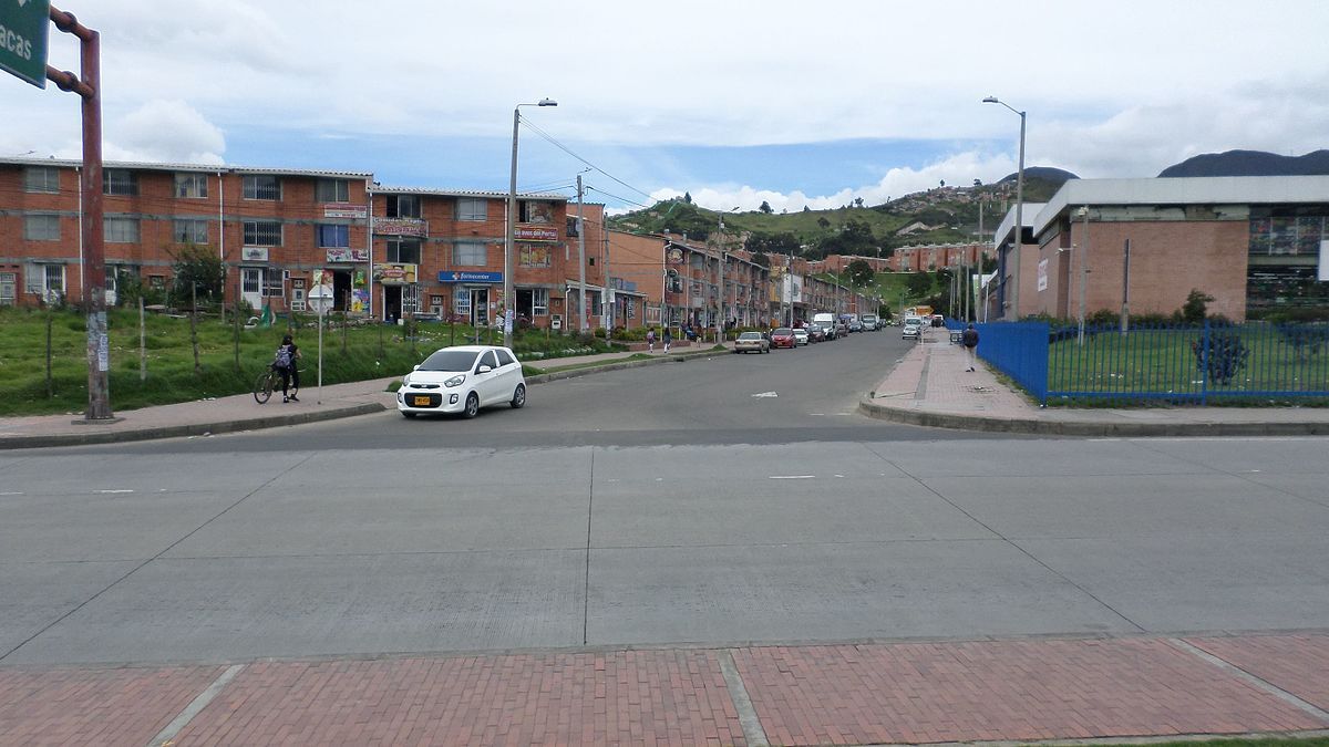 Usme wikipedia la enciclopedia libre for Barrio ciudad jardin sur bogota