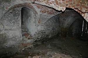Calvörde Castle - Image: Calvoerde 1