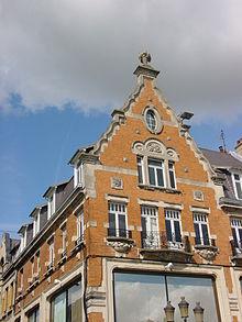 Maison sur la Grand-Place
