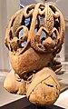 Camerun, bamendou, maschera reale tukah, XVIII sec. 02.JPG