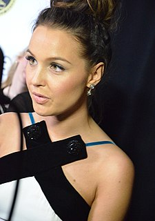 Camilla Luddington English actress