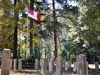 Camp White Sulphur Springs Confederate Cemetery