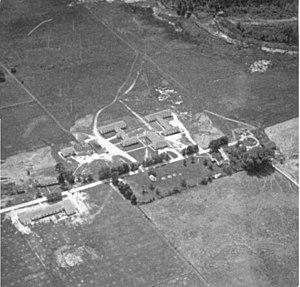 Camp X - Camp X in 1943