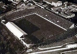Camp de Les Corts Former stadium of FC Barcelona