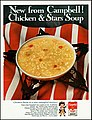 Campbell chicken soup ad 1966.jpg