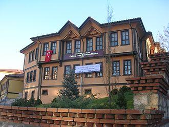 Eskişehir - Image: Camsanatlarimuzesi