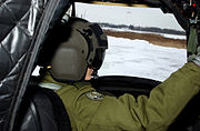 Canadian Forces CH Pilot