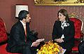 Canciller Eda Rivas se reunió con su homólogo de Emiratos Árabes Unidos (14072835531).jpg