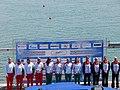 Canoe Moscow 2016 - VC - K4 Women 500m.jpg