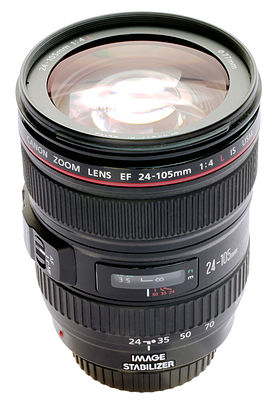 Image illustrative de l'article Canon EF 24-105mm