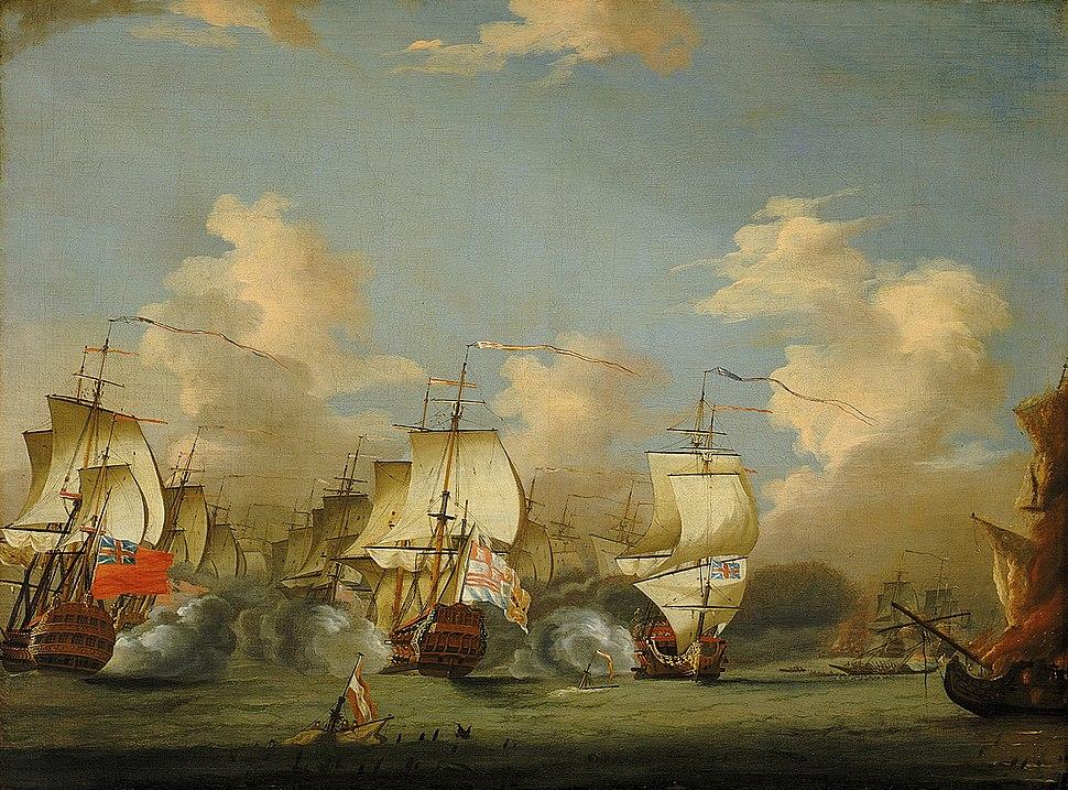 Cape Passaro 1718