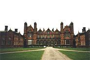 Capesthorne Hall