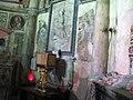 Cappella tocco, zoccolo con affreschi di pietro cavallini 03.JPG