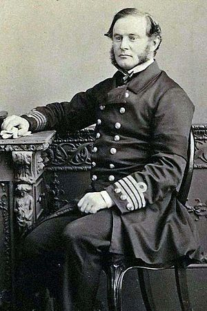 Augustus Phillimore - Captain Phillimore