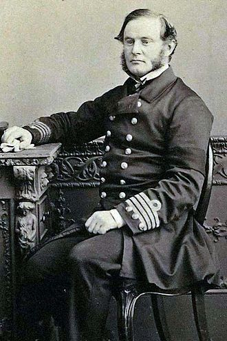 Augustus Phillimore - Captain Phillimore