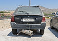Car exhaust repair - greek style - Santorini - Greece.jpg