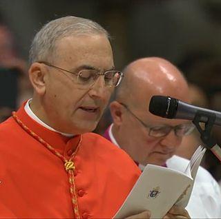 Mario Zenari Italian cardinal and Vatican diplomat