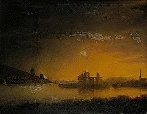 Carl Johan Fahlcrantz - Image: Carl Johan Fahlcrantz (Bild von 1819)