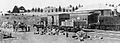 Carlingford NSW-loading fruit at railway station c.1923.jpg
