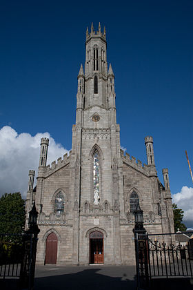 Image illustrative de l'article Cathédrale de l'Assomption de Carlow