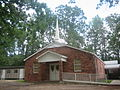 Carolina Baptist Church east of Saline, LA IMG 0722.JPG