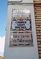 Carrer Sant rafael, antic carrer dels mallorquins, Xaló.jpg