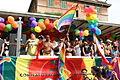 Carro Arcigay MI - Gay Pride nazionale di Roma 16-6-2007 - Foto Giovanni Dall'Orto 6.jpg