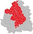 Carte arrondissement de Châteauroux (canton avant 2015).jpg