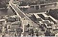 Carte postale - 43 - En avion sur Suresnes (Seine) - le pont sur la Seine reliant le Bois de Boulogne à Suresnes (pilote-opérateur Roger Henrard) - Verso.jpg